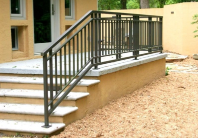 Railings (outdoor 2)